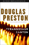 Tyrannosaur Canyon Audiobook, by Douglas Preston