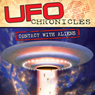 UFO Chronicles: Contact with Aliens Audiobook, by Alfred Lambremont Webre