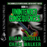 Unintended Consequences: The Chronicles of Bayou Savage, Guitar Ghost Fighter Book II (Unabridged) Audiobook, by Dean Russell