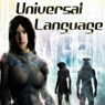 Universal Language (Unabridged) Audiobook, by Robert T. Jeschonek