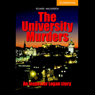 The University Murders (Unabridged) Audiobook, by Richard MacAndrew