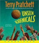 Unseen Academicals: Discworld #32 (Unabridged) Audiobook, by Terry Pratchett