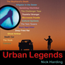 Urban Legends: The Pocket Essential Guide (Unabridged) Audiobook, by Nick Harding