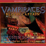 Vampirates: Blood Captain (Unabridged) Audiobook, by Justin Somper
