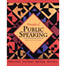 VangoNotes for Principles of Public Speaking, 16/e, by Kathleen M. German