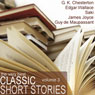 The Very Best Classic Short Stories - Volume 3 (Unabridged) Audiobook, by Edgar Wallace