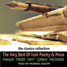 The Very Best of Irish Poetry & Prose Audiobook, by Saland Publishing
