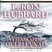 Vetenskapen om Overlevnad (Science of Survival, Swedish Edition) (Unabridged) Audiobook, by L. Ron Hubbard