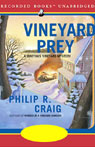 Vineyard Prey: A Marthas Vineyard Mystery (Unabridged), by Philip R. Craig