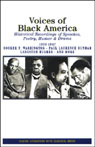 Voices of Black America: Historical Recordings of Speeches, Poetry, Humor and Drama 1908-1947 (Unabridged) Audiobook, by William Shaman