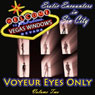 Voyeur Eyes Only: Vegas Windows: Erotic Encounters in Sin City, Volume 2 (Unabridged), by Cecilia Tan
