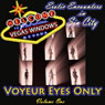 Voyeur Eyes Only: Vegas Windows: Erotic Encounters in Sin City, Volume 1 (Unabridged), by Genevieve Ash