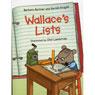 Wallaces Lists (Unabridged) Audiobook, by Barbara Bottner