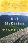 Wandering Home: A Long Walk Across Vermonts Champlain Valley and New Yorks Adirondacks Audiobook, by Bill McKibben