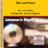 War and Peace Audiobook, by Leo Tolstoy