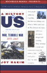 War, Terrible War: A History of US, Book 6 (Unabridged), by Joy Hakim