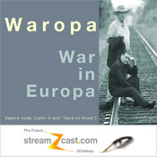 Waropa - War in Europa (Unabridged) Audiobook, by Bill Goodwin