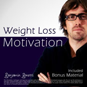 Weight Loss Motivation - Plus International Bestselling Relaxation Audio Audiobook, by Benjamin P. Bonetti