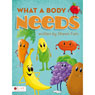 What a Body Needs (Unabridged) Audiobook, by Shawn Fain