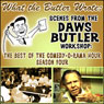What the Butler Wrote: Scenes from the Daws Butler Worskhop Audiobook, by Daws Butler