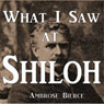 What I Saw at Shiloh (Unabridged), by Ambrose Bierce