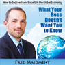 What Your Boss Doesnt Want You to Know (Unabridged) Audiobook, by Fred Maidment