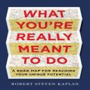What Youre Really Meant To Do: A Road Map for Reaching Your Unique Potential (Unabridged), by Robert Steven Kaplan