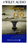 Wisdom of the CEO, by G. William Dauphinais