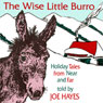 The Wise Little Burro: Holiday Tales From Near and Far (Unabridged) Audiobook, by Joe Hayes