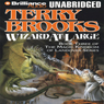 Wizard at Large: Magic Kingdom of Landover, Book 3 (Unabridged), by Terry Brooks