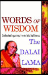 Words of Wisdom: Quotes by His Holiness the Dalai Lama (Unabridged) Audiobook, by Margaret Gee