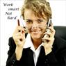 Work Smart, Not Hard (Unabridged), by Christine Sherborne
