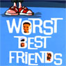 Worst Best Friends (Unabridged), by Max Dann