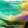 Write Like the Wind, Volume 2 (Unabridged), by Aaron Paul Lazar