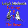 Writing between the Sexes (Unabridged) Audiobook, by Leigh Michaels