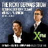 The XFM Vault: The Best of The Ricky Gervais Show with Stephen Merchant and Karl Pilkington, Volume 1 (Unabridged) Audiobook, by Ricky Gervais