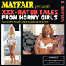 XXX Rated Tales, Volume 2 (Unabridged), by Unspecified
