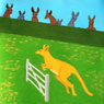 The Yellow Kangaroo and other Fabulous Creatures: A Collection of Short Stories for Young Children by The Wye Valley Writer (Unabridged) Audiobook, by Zina Pearce-Tomenius