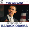 Yes We Can: The Speeches of Barack Obama: Expanded Edition Audiobook, by Barack Obama