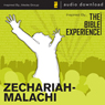 Zechariah - Malachi: The Bible Experience (Unabridged) Audiobook, by Inspired By Media Group