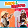 Zoos and Insects (Unabridged), by Twin Sisters