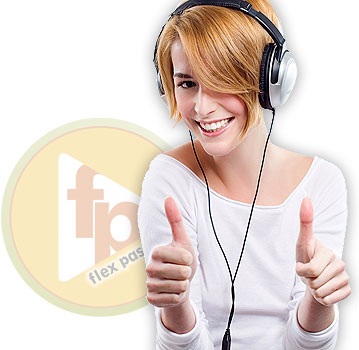 Listening to audiobooks is simple. Thumbs up!